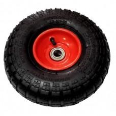 Колесо пневматическое PR1805  диам. 260 мм, ось 20 мм (симметричная ступица)