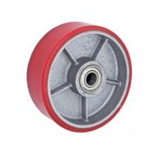 Колесо полиуретановое 200 мм для гидравлической тележки