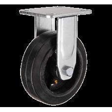 Колесо большегрузное обрезиненное неповоротное FCd63 (диам. - 150 мм)