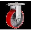 Колесо большегрузное полиуретановое неповоротное (FCp46, FCp55, FCp63, FCp80)