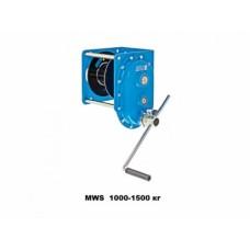 Лебедка ручная настенная Pfaff-silberblau MWS (150-1500кг)