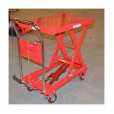 Гидравлический подъемный столик OXF-30 (WP-300), г/п 300 кг, 300-900 мм