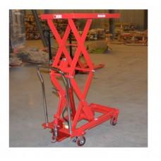 Гидравлический подъемный столик OXFD-35 (WP-350), г/п 350 кг, 350-1300 мм