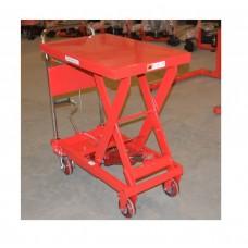 Гидравлический подъемный столик OXF-50 (WP-500), г/п 500 кг, 300-900 мм