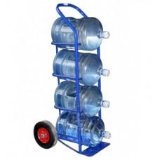 Тележка грузовая ВД-4 для бутылей с водой